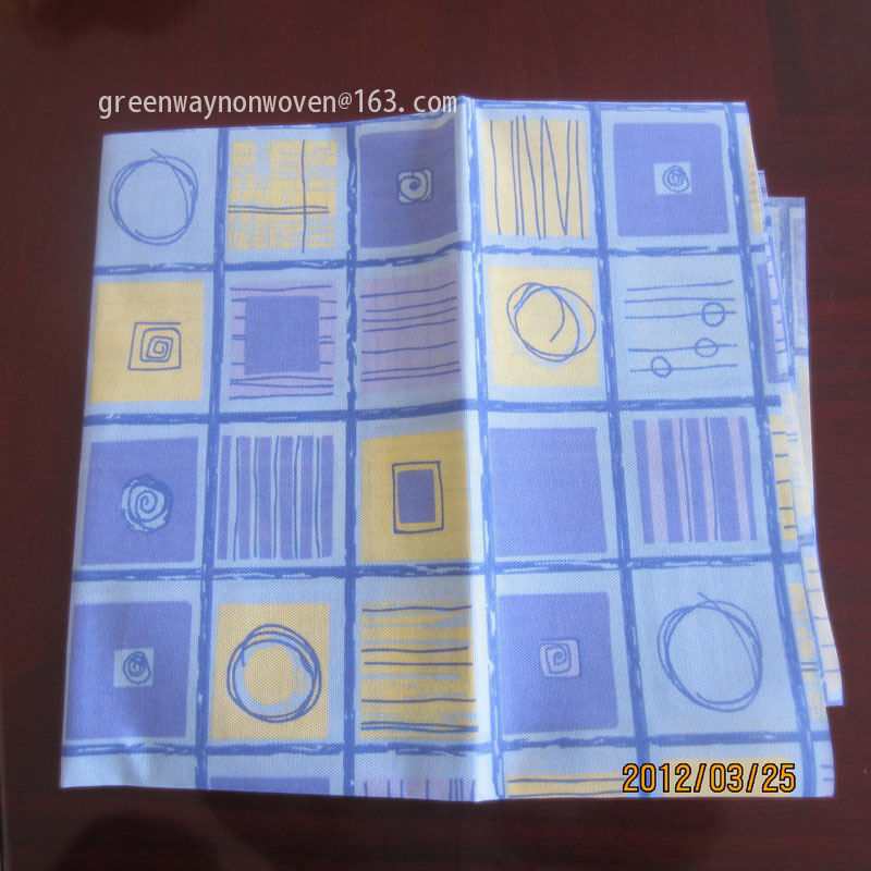 100% Spunbound Printing Nonwoven Fabric